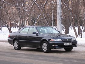 Amazing 1998 Toyota Mark II 01