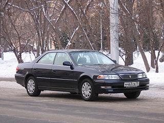 Toyota Mark II Motor vehicle