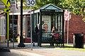19th Street bus stop in Watervliet, New York.jpg