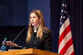 Mira Sorvino - Sorvino at the Anti-Human Trafficking Symposium in Washington, D.C., January 30, 2013