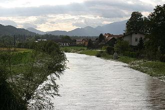Bolska - Bolska at Prebold