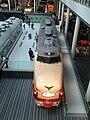 2階から撮影した 489系トップナンバー 京都鉄道博物館.jpg