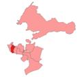 2. Miðborg - administrative district of Reykjavik.png