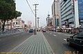 2001年长春工农大路(新京安民大街) - panoramio.jpg