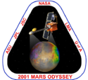 2001 Mars Odyssey - Wikipedia