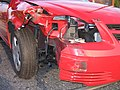 2006 11 15 - Greenbelt - Vehicle damage.JPG