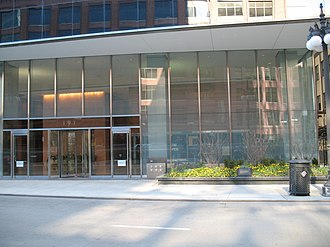 Wigwam (Chicago) - Image: 20070415 191 North Wacker (1)