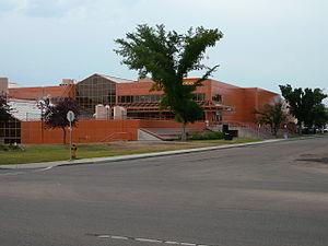 West Jasper Place, Edmonton - The MacEwan University Centre for the Arts is located in West Jasper Place