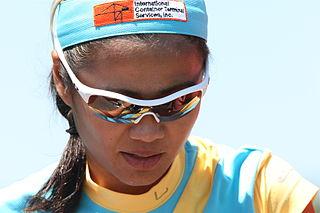 Jennifer Rosales Professional golfer