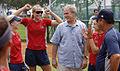 2008 U.S. Women's Softball team and President Bush.jpg