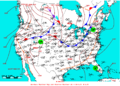 2009-06-26 Surface Weather Map NOAA.png