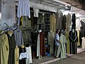 2010-12-14 Maroc Agadir traditional clothes souk.JPG