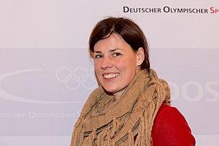 Claudia Bokel German épée fencer