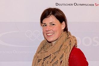 Claudia Bokel - Image: 2012 12 06 Claudia Bokel DOSB 0811