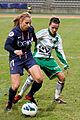 20121216 PSG-ASSE 39 - Jessica Houara et Amandine Soulard.jpg