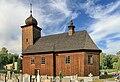 2012 Olbrachcice, Kościół Świętych Apostołów Piotra i Pawła 01.jpg