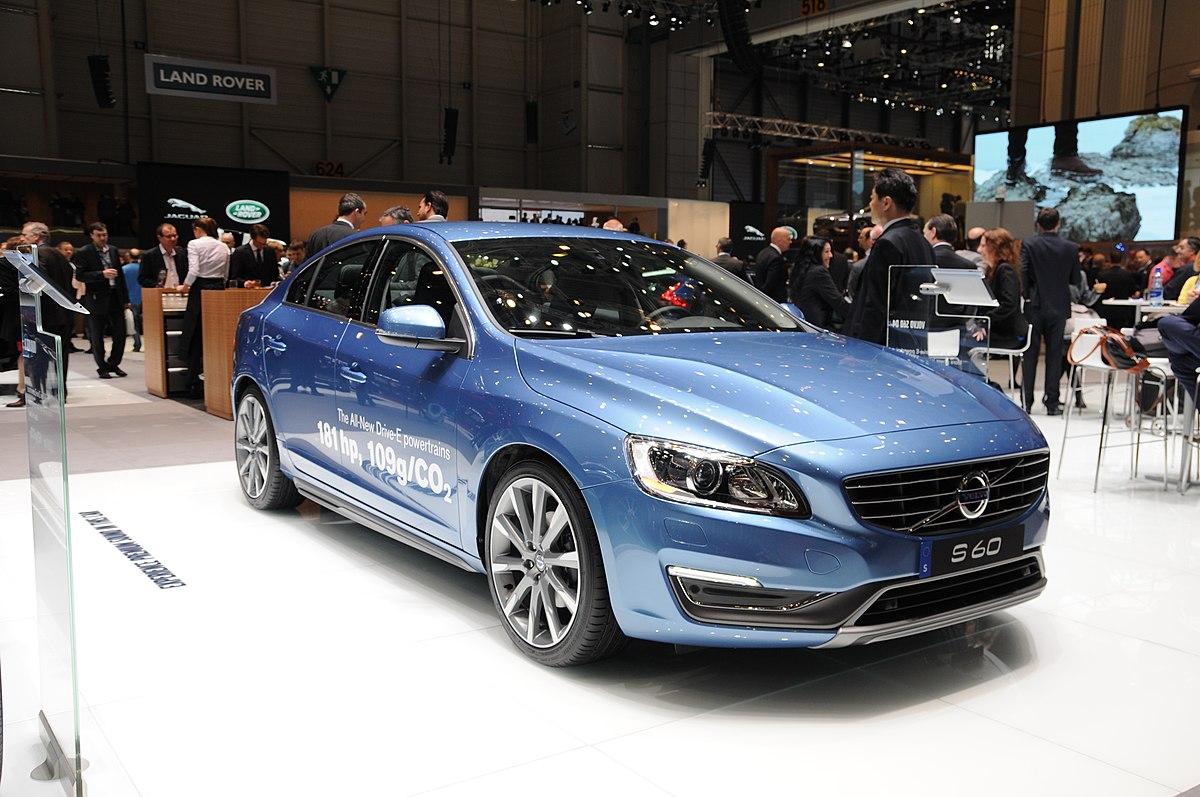 Volvo S60 - Vikipedi