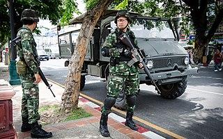 2014 Thai coup détat