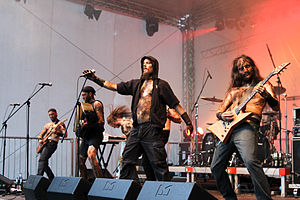 Finsterforst - Wave-Gotik-Treffen 2014