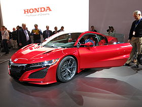 Image illustrative de l'article Honda NSX
