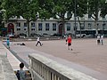 2015-05-26 Lyon 33, children playing football.jpg