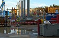 2015 London-Woolwich, Crossrail development 43.JPG