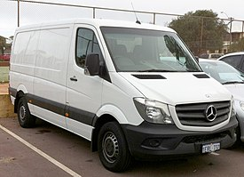 Mercedes Benz Sprinter  D Omsi