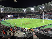 2015 Rugby World Cup, France vs. Romania (21048401024).jpg