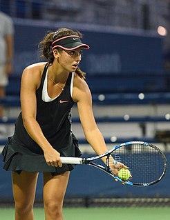 İpek Soylu Turkish female tennis player