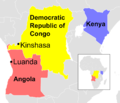 2016 Angola and DR Congo yellow fever outbreak.png