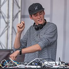Lost Frequencies in July 2016