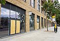 2016 Woolwich, Royal Arsenal, Cannon Square buildings 02.jpg