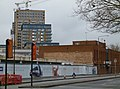 2016 Woolwich, Royal Arsenal construction sites 2.jpg