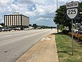 2017-07-12 12 28 25 View north along Virginia State Route 225 (Independence Boulevard) at U.S. Route 58 (Virginia Beach Boulevard) in Virginia Beach, Virginia.jpg