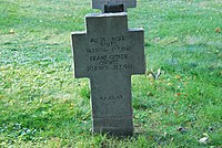 2017-09-28 GuentherZ Wien11 Zentralfriedhof Gruppe97 Soldatenfriedhof Wien (Zweiter Weltkrieg) (061).jpg