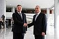 2017 Cerimônia oficial de chegada do Senhor Gjorge Ivanov, Presidente da República da Macedônia - 24145594777.jpg