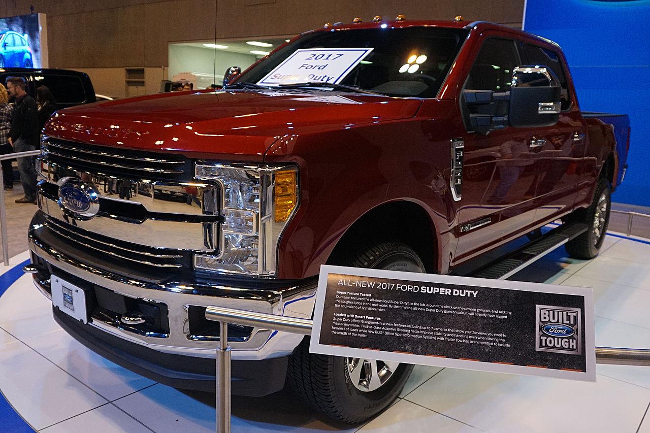2017 Ford Super Duty Specs >> File 2017 Ford Super Duty Jpg Wikimedia Commons