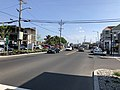 2018-05-25 16 16 08 View south along New Jersey State Route 36 (Ocean Avenue) at New Street in Sea Bright, Monmouth County, New Jersey.jpg
