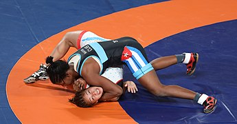 2018-10-13 Gold medal match (Wrestling Women's Freestyle 73kg) at 2018 Summer Youth Olympics by Sandro Halank–013.jpg