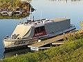 2018-10-22 (858) Private fireboat Florian N-28 235 in Krems an der Donau, Austria.jpg