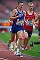 2018 DM Leichtathletik - 1500 Meter Lauf Maenner - Marvin Heinrich - by 2eight - DSC6478.jpg