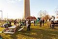 20210319 Klimastreik Düssseldorf Organisatorenbereich.jpg