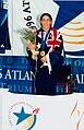 20 ACPS Atlanta 1996 Swimming Priya Cooper.jpg
