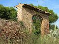 229 Restes abandonades de la masia de l'Horta (Gavà).JPG