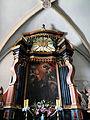 250513 Altar in the church of St. Florian in Koprzywnica - 11.jpg
