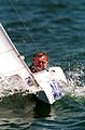 251000 - Sailing Peter Thompson action 3 - 3b - 2000 Sydney race photo.jpg