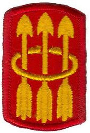 Brigade insignia of the United States Army - Image: 30FABde SSI