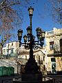 318 Fanal, plaça Venerable Gabriel Macià (Canet de Mar).JPG