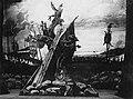 345 М.В. Добужинский Декорация к спектаклю «Король Лир» В.Шекспира. БДТ, 1920.jpg