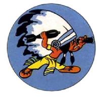 406th Bombardment Squadron - Emblem